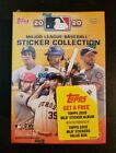 2020 Topps MLB Sticker Collection Baseball Cards - Checklist Added 33