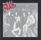 METAL CHURCH-BLESSING IN DISGUISE CD NEW