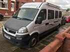 2007 Vauxhall Movano 25 Diesel Campervan Brand New Conversion