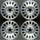 Acura Legend Machined 15 OEM Wheel Set 1993 to 1995