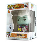 Funko POP! Dragon Ball Z - Whis (Glows in the Dark) Special Edition Exclusive