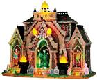 LEMAX Spooky Town Village - ALL HALLOWS MAUSOLEUM * Sights & Sounds