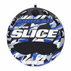 Airhead Super Slice Inflatable Triple Rider Towable Tube Water Raft Open Box