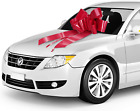 Zoe Deco Big Car Bow Red 30 Inch 1 Pack Gift Bows Giant Bow For Car Birth