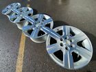 18 CHEVROLET TRAVERSE CHEVY GMC ACADIA OEM FACTORY STOCK WHEELS RIMS 6X132