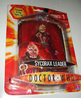 Doctor Who Action Figure Sycorax Leader Series 1 Character Options