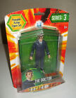 Doctor Who 10th Doctor with glasses Action Figure Character Options Series 3