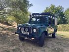 LARGER PHOTOS: Landrover Defender 110 TD5 Double Cab Crew Cab pick up 2005