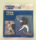 Eddie Murray 1996 Baseball Starting Lineup with Cleveland Indians card