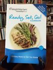 Weight Watchers Ready Set Go Cookbook Points Plus 2012 Softcover