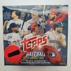 2018 Topps Baseball Holiday Box, Walmart, Sealed, Acuna RC Chase