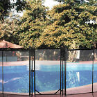 Pool Fences GateFor In ground Swimming Pool Safety Fence4x25Ft Pool Fence Gate