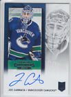 2013-14 Panini Contenders Hockey Rookie Ticket Autograph Variations Guide 109