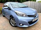LARGER PHOTOS: 2014 Toyota Yaris Hatchback 1.4 D-4D Icon+ Smart pack 5 Door Diesel Blue Manual