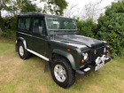 LARGER PHOTOS: Land Rover Defender 90 Td5 County station wagon  2005  One owner from new