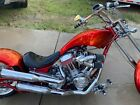 2009 Custom Built Motorcycles Chopper 2009 Big Bear Choppers The Sled Pro Street