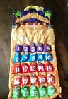 Rare Fisher Price Little People Fabric Advent Calendar Christmas Nativity