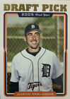 Justin Verlander Cards, Rookie Cards and Autograph Memorabilia Guide 5