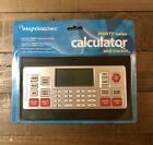 Weight Watchers Points Value Calculator Tracker Flexpoints New Sealed 2004