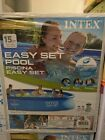 Intex 15 x 33 Easy Set Pool with Filter Pump In Hand Brand New SHIPS TODAY