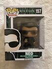 Funko Pop! Movies Matrix Neo #157 Vaulted Retired Vinyl Figure BRAND NEW