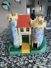 Vintage Fisher Price Play Family Castle Little People 993 Ships Free