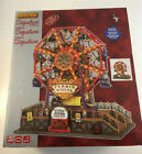 Lemax Village Collection Victorian Flyer Ferris Wheel 2013 As-Is Exclusive