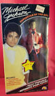 MICHAEL JACKSON Superstar of the 80s Figure 12 in Box Beat It Outfit 1984 Glove