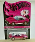 Hot Wheels 2017 Nationals RLC Pink Party 67 Camaro Redlines Mint on card