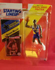 STARTING LINEUP 1992 Reggie Miller in Box Superstar Poster Series Indiana Pacers