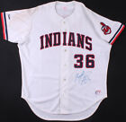 Gaylord Perry Signed Indians MLB Jersey Inscribed