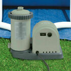 NEW  Intex 28635EG 1500 GPH Easy Set Above Ground Pool Pump Filter System