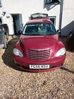 LARGER PHOTOS: Chrysler PT Cruiser 2.2 CRD Classic FSH/12 months MOT low miles/owners