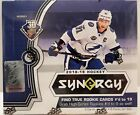 2018-19 UPPER DECK SYNERGY HOCKEY HOBBY BOX NEW Factory Sealed Bounty Program
