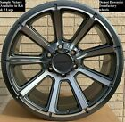 4 Wheels Rims 17 Inch for Acura SLX Hummer H3 Cadillac Escalade 6926