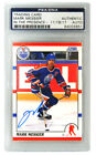 Mark Messier Cards, Rookie Cards and Autographed Memorabilia Guide 46