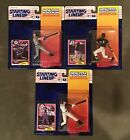 Lot of 1994 Starting Lineup HOFers - PAUL MOLITOR - FRANK THOMAS - DAVE WINFIELD