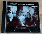 Metallica Garage Inc. Interview CD 1998 Vertigo UK Promo GAR1998 NM *V Rare*