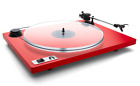 U Turn Orbit Plus Turntable with Ortofon OM5E Cartridge Red Authorized Dealer
