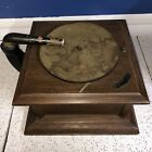 Columbia Hornless Graphophone For Parts Or Restoration