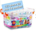 NEW Tulip Tie Dye Party Kit Tub 123 PIECES 18 COLORS Tye Dye SUMMER