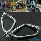 For Honda VTX1300C Motorcycle Ego Engine Guard With Folded Foot Pegs Crash Bar