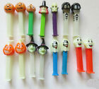 Vintage Spooky Pez Ghost Witches Pumpkin Skeletons Halloween 1990s Set of 15