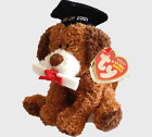 NWTS TY Beanie Baby HONOR ROLL the Graduation Dog 2007 with Tags Mint Condition