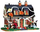 LEMAX SPOOKY TOWN Halloween Village - TRICKED-OUT HOUSE * Light-Up