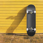 HOGYME Blank Complete Skateboard Stained BLACK 775 Skateboards Ready to ride