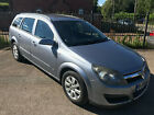LARGER PHOTOS: 2006 Vauxhall Astra 1.3 CDTi 16v Club, Estate, Diesel, Manual