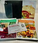 Weight Watchers POINTS Lot Dinning Out Food Companion books Plus Case