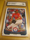 Spectacular 2012 Topps Finest Autographed Yu Darvish Superfractor Pulled  6