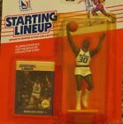 1988 Bernard King #30 Kenner Starting Lineup NBA Basketball Washington Bullets